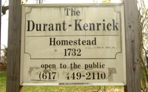 Durant-Kenrick House and Grounds