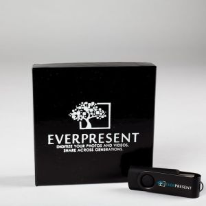 EverPresent: Photo & Video Organization