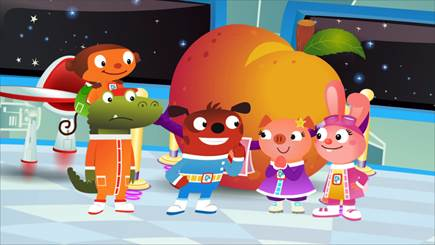 Astroblast!: New Animated TV Show for Kids