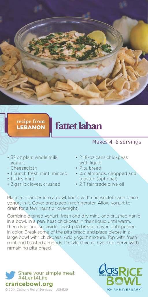 Fattet Laban