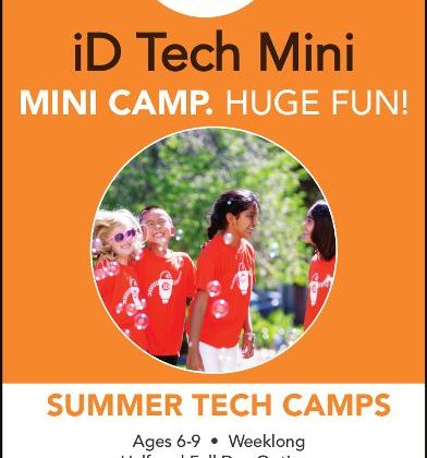 iD Tech Camp and Discount