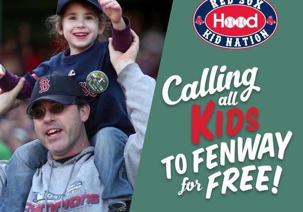 Calling All Kids to RedSox Nation