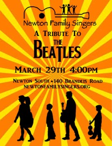 Newton Family Singers: Beatles