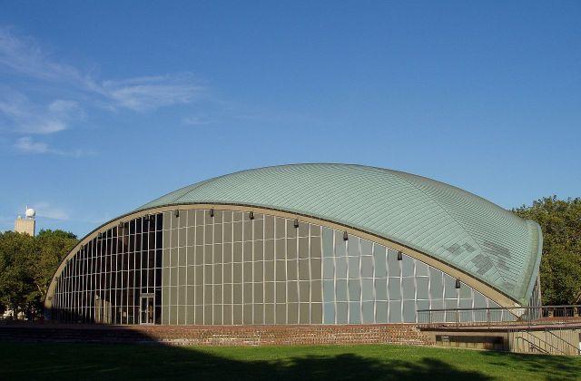 MIT Kresge Auditorium