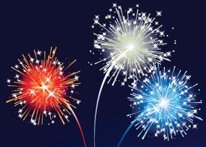 Newton Fireworks