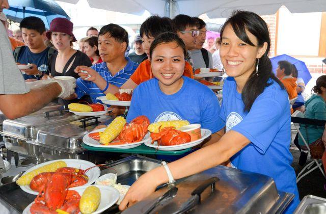 Boston Seafood Festival Aug 2nd