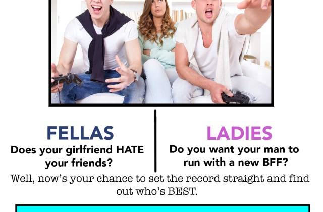 New Series Casting Couples & Their BFFs