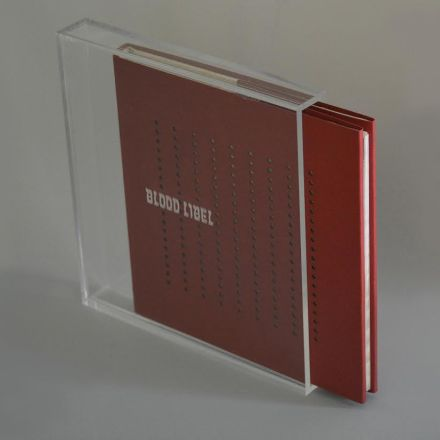 Blood Libel artists Book