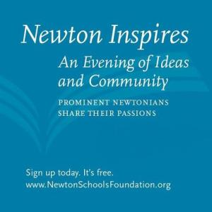 Newton Inspires: An Evening of Ideas and Community