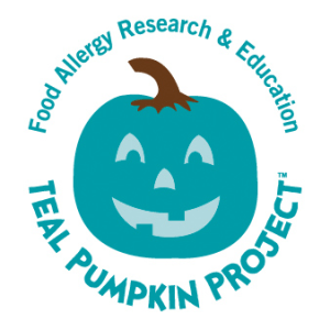 Teal Pumpkin Project for Allergy-Free Halloween