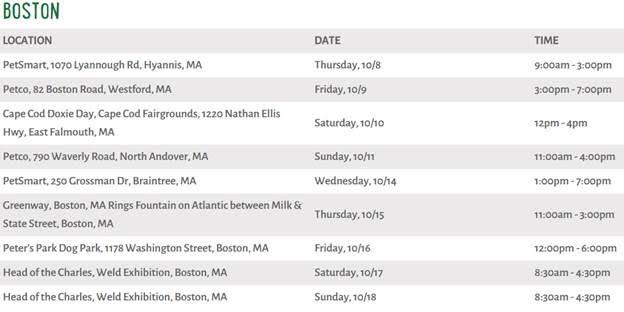TruFood Wagon comes to Boston!