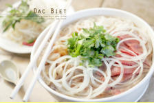 Pho and Spice delivery to Newton