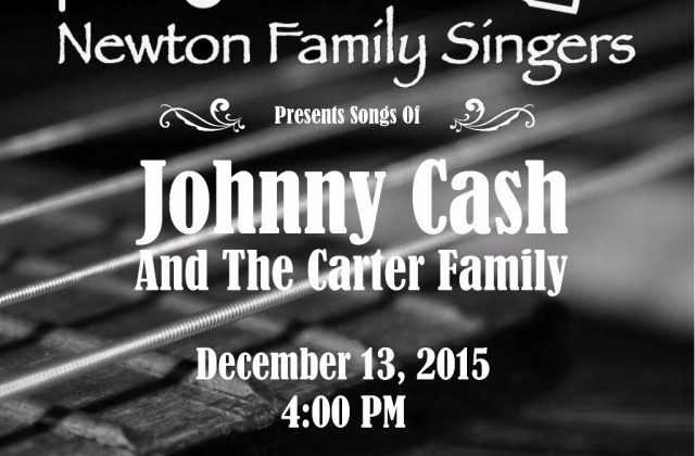 NFS sings Johnny Cash and the Carter Family