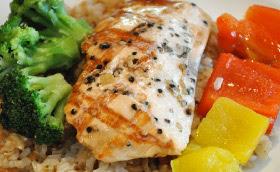 Easy Teriyaki Salmon Recipe