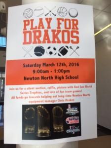 NNHS Drakos Fundraiser