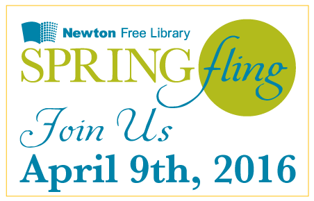 Spring Fling at the Library