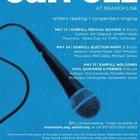 "An ""Earfull"" from Arsenal Center for the Arts!"
