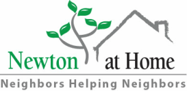 Volunteer Drivers Needed for Newton at Home