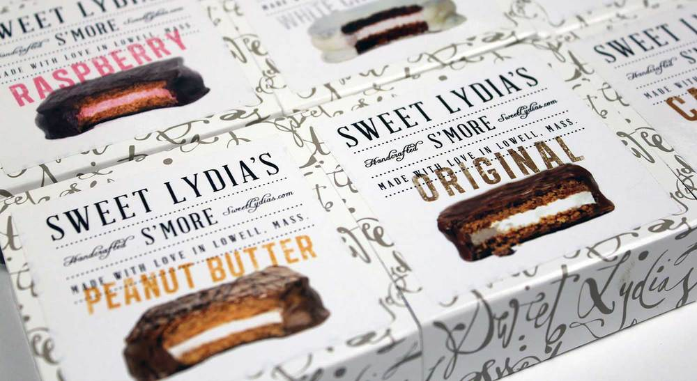 Sweet Lydia's at The Street Pop Up Store
