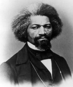 Reading Frederick Douglass Speech