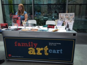 Fun Free Fridays at Museum of Fine Arts