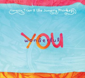 It's the moment fans have been waiting for! Beloved Boston-based musicians Vanessa Trien and The Jumping Monkeys will celebrate the release of their fourth award-winning album, Wonderful YOU, with a fun-filled, hometown family dance party at 10:30 a.m. on Sunday, November 20 at Coolidge Corner Theatre, 290 Harvard St., Brookline, MA.