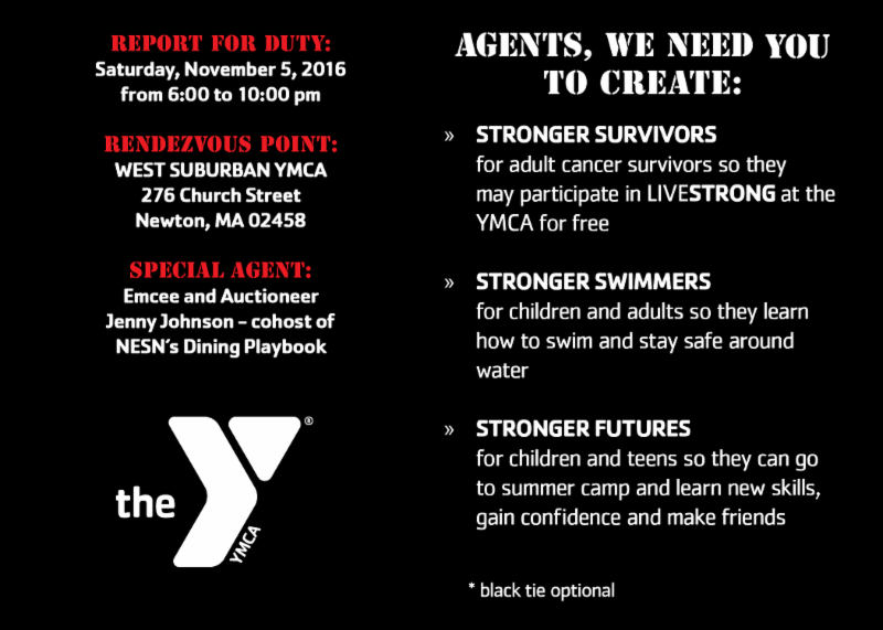 YMCA Fundraiser