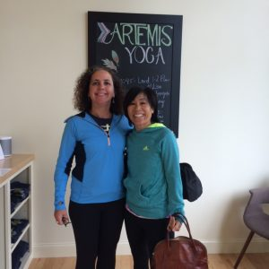 Win FREE Passes to Artemis Yoga