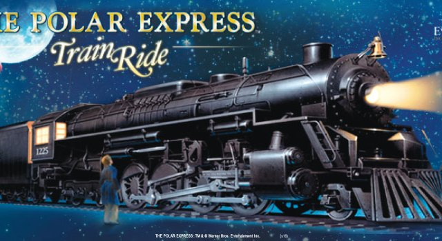 THE POLAR EXPRESS™ Train Ride,