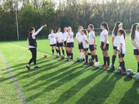 Summer Soccer Boot Camp for High School & College Girls