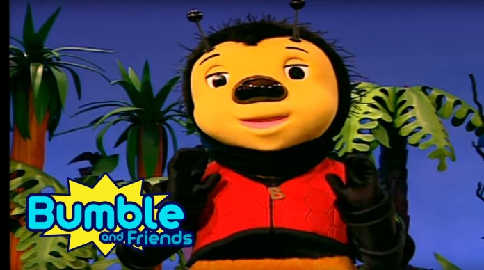 bumble and friends