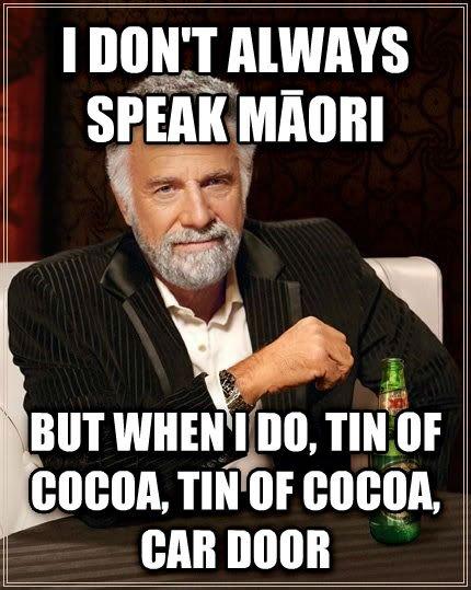 tin of cocoa cocoa car door