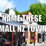 How good are you at naming these Smaller NZ towns?