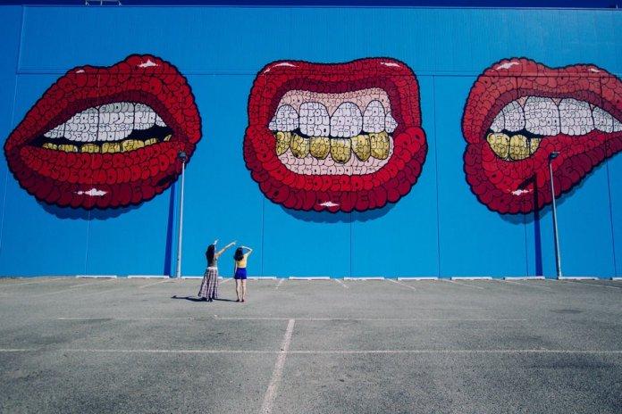 Christchurch Street Art Trail