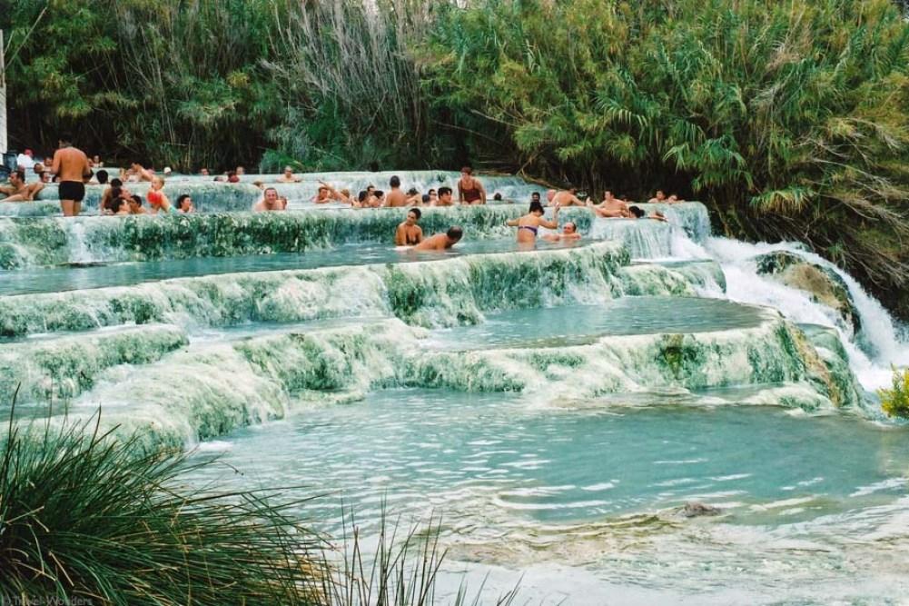 Saturnia Natural Springs