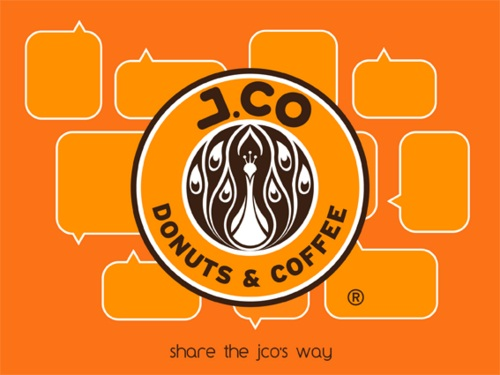 J.CO Donuts and Coffee is pleasing to the eyes