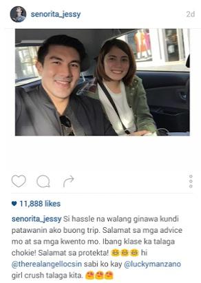 Luis Manzano protected Jessy Mendiola from Enrique Gil?