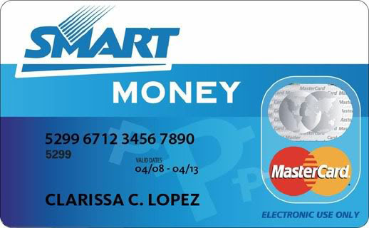 How to get your own Smart Money Card