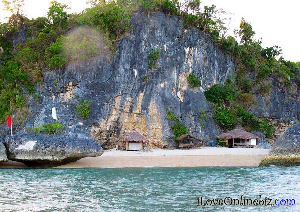 Borawan Island in Padre Burgos Quezon Review