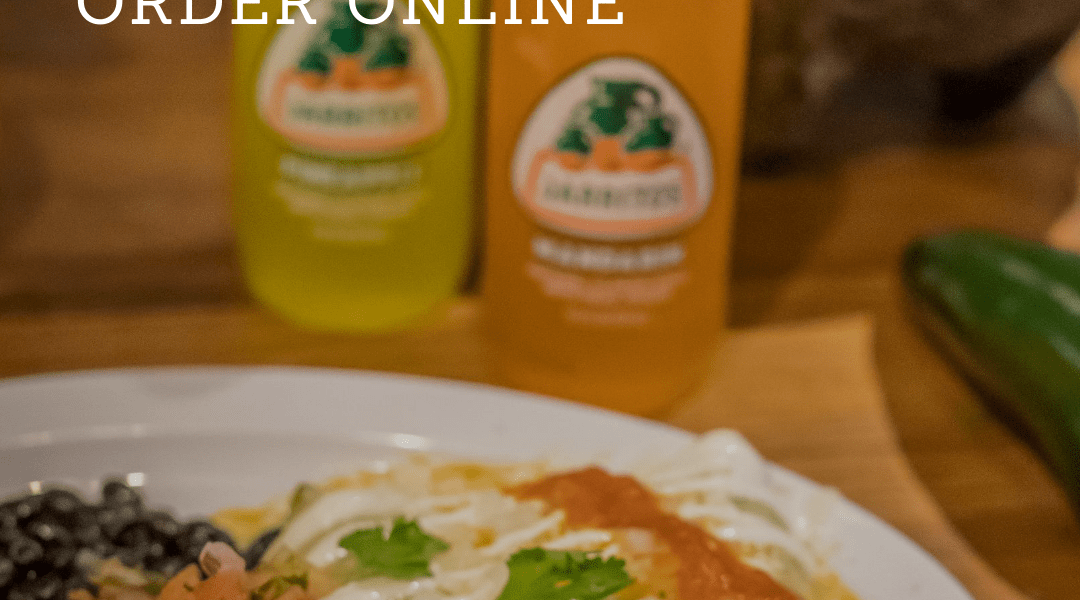 TRY OUR ONLINE ORDER