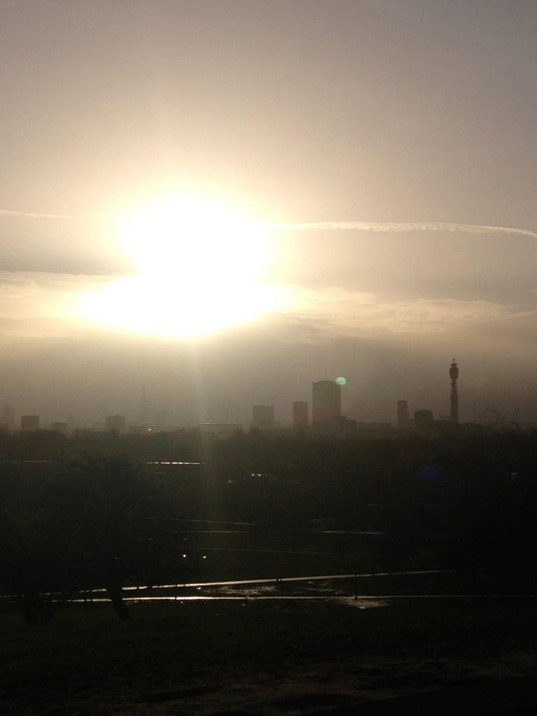 Primrose HIll Sunrise