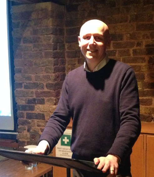 MARCUS DAVEY OBE, ROUNDHOUSE CEO.