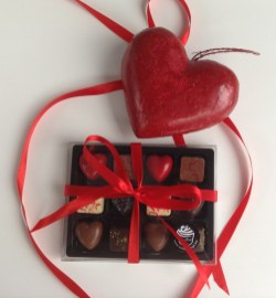 SWEET THINGS BELGIAN CHOCOLATES £9.95
