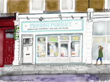 PRIMROSE PHARMACY BY THE SECRET ARTIST