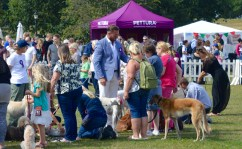 JASON BURRILL, CELEBRITY BIG BROTHER WINNER 2016 AND DOG SHOW JUDGE
