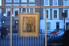 LYDIA CORBETT SHOWING AT BESIDE THE WAVE GALLERY