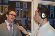 DAVID SIMON INTERVIEWED BY RADIO 4'S PAUL MOSS