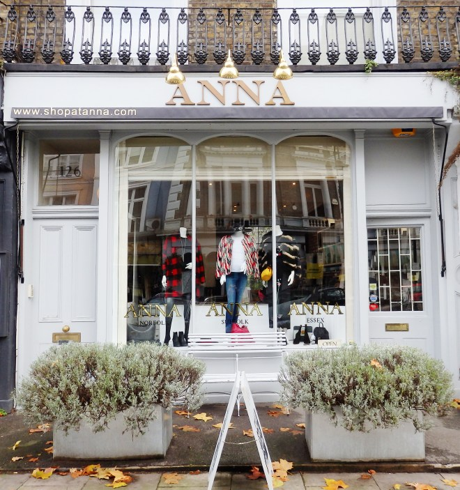 EVER-CHANGING WINDOWS OF INSPIRATION AT ANNA