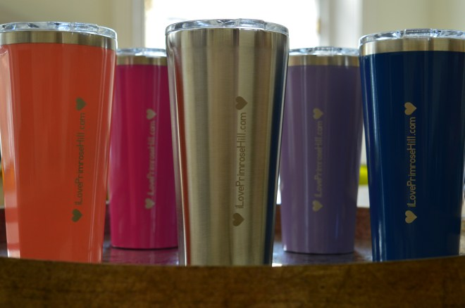 THE FABULOUS NEW iLPH REUSABLE CUPS
