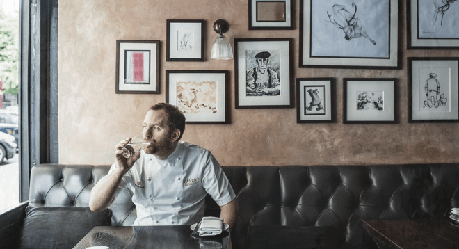 BRYN WILLIAMS AT ODETTES
